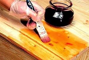 Процедура создания многослойного нитролакового покрытия