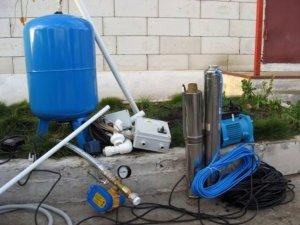 Как отказаться от централизованного водоснабжения в загородном доме?