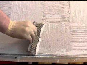 Декоративная штукатурка – отличный способ отделки стен