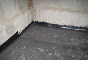 Способы проведения гидроизоляционных работ в подвальных помещениях