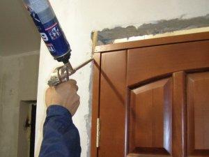 Подготовительные работы перед установкой межкомнатной двери