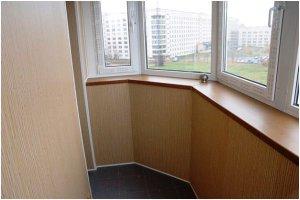 Правила остекления балкона пластиковыми окнами