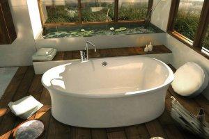 Выбираем ванну мечты: 5 экспресс-советов