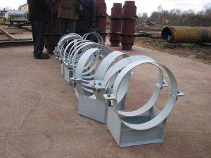 Применение регулируемых опор при монтаже трубопроводных систем