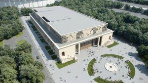 Завершение реконструкции плавательного комплекса «Лужники» планируется к 20 ...