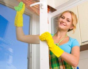 Советы по бережному уходу за пластиковыми окнами