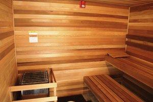 Внутренняя отделка бани вагонкой: красота и практичность