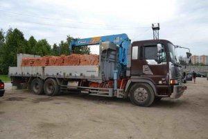 Специфика перевозки строительных материалов