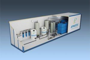 Блочно-модульные очистные сооружения: принцип работы, применение и функции