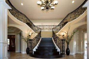 Разновидности лестниц на второй этаж