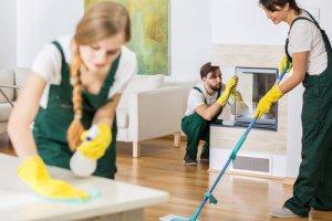 Первые шаги в уборке квартиры после проведения ремонтных работ