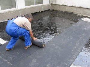 Как стелить рубероид на крышу
