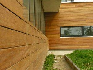Деревянный сайдинг – особенности использования
