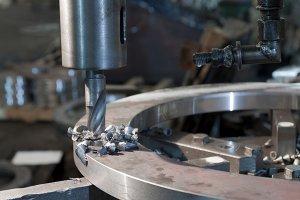 Особенности сверловки металлопроката