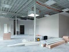 Особенности ремонта торгового помещения