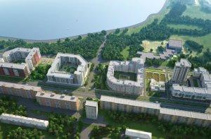 ЖК «Ривьера Парк» - престиж и красота кварталов